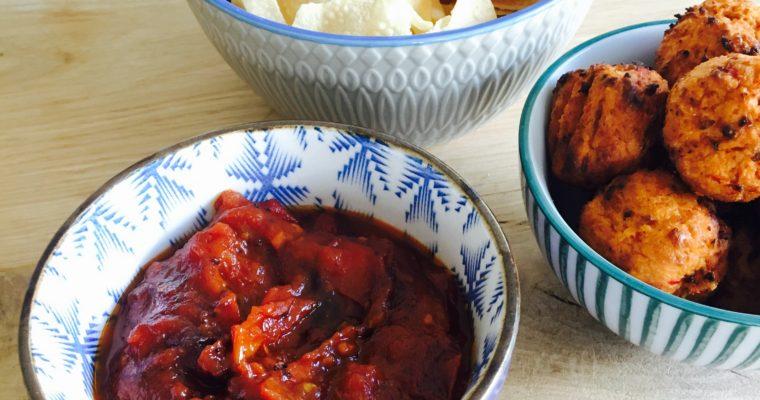 Indian Style Tomato Chutney