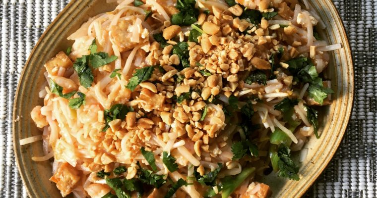 Fifteen Minute Pad Thai