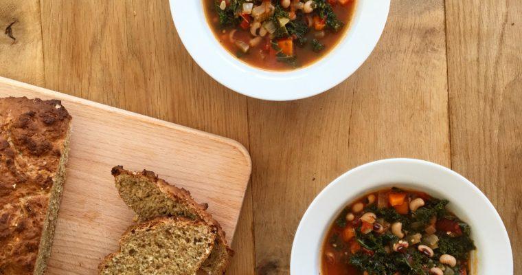 Italian Kale Stew