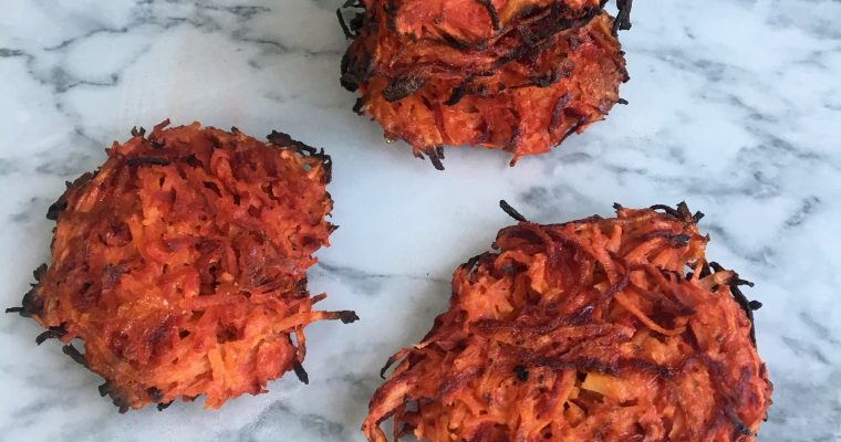 Root Vegetable Rosti