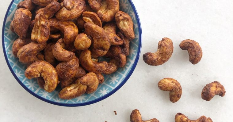 Marmite Coated Cashews