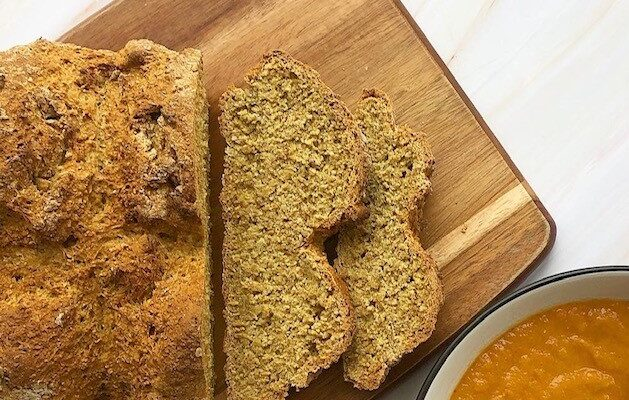 30mins Wholemeal Soda Bread