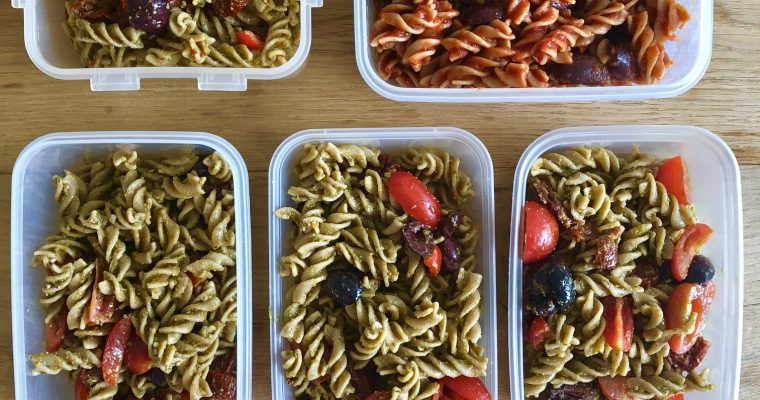 How to meal prep your freezer